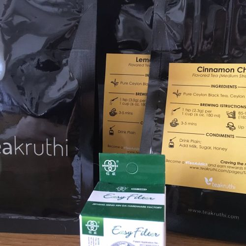 Teakruthi Review Scrumptious Plantation Fresh Loose Leaf Tea Lylia Rose UK