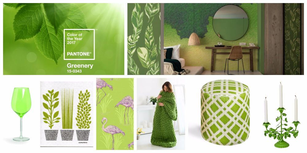 pantone colour of the year 2017 greenery mood board lylia rose blog lifesty