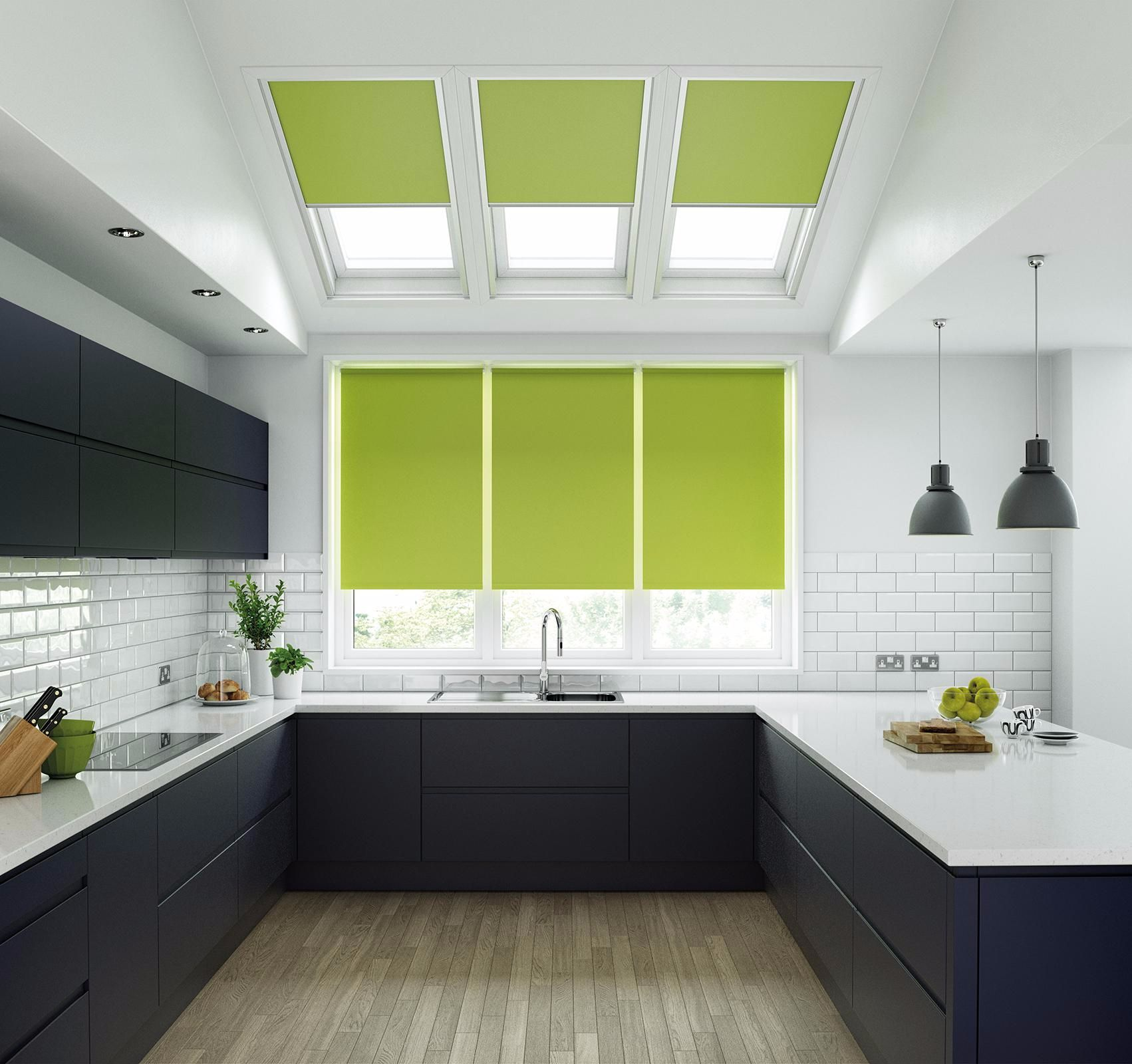 Elite Blinds Green Bring Greenery into Your Home with Pantone's Colour of the Year 2017 lylia rose blog