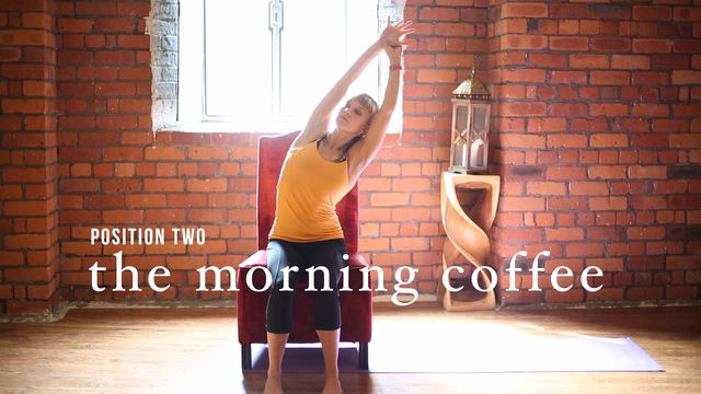 officeyoga2themorningcoffee
