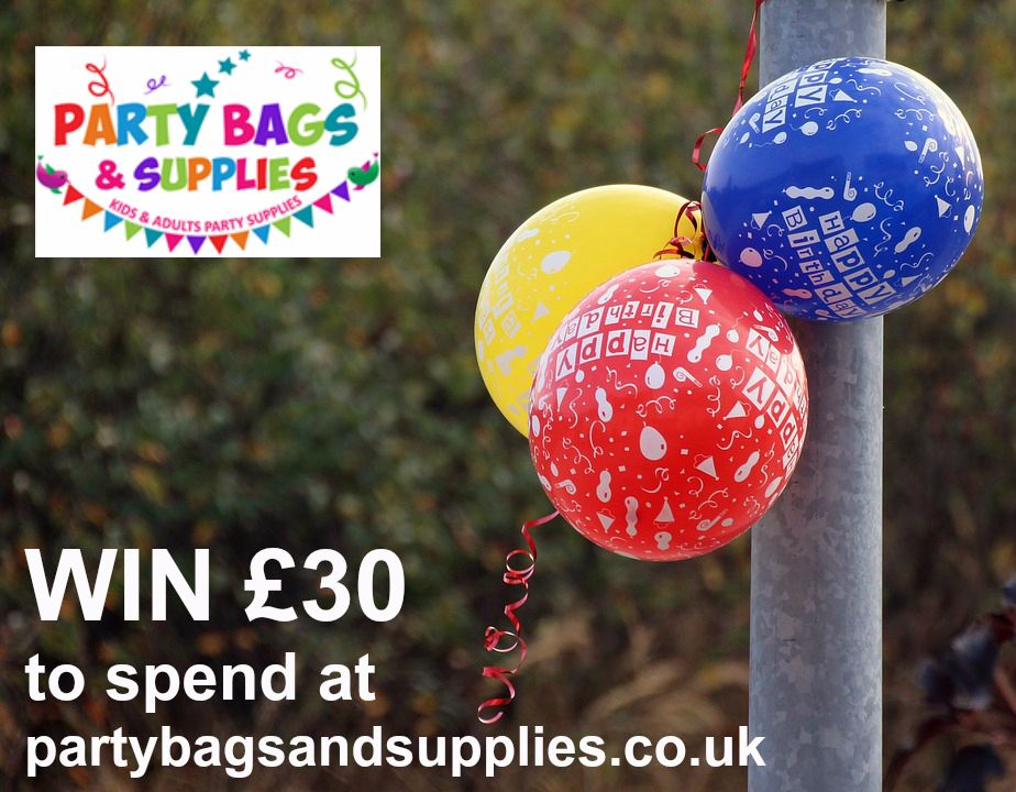party bags supplies giveaway image