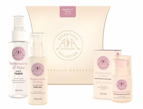 Mothers Day Gift Ideas 2017 Natural Hydrating & Toning Face Kit by AA Skincare Lylia Rose Beauty Blog
