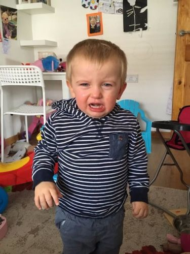 Terrible Twos Boy Mummy Blog Experience Lylia Rose Lifestyle Toddlers