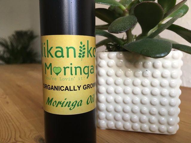 Wikaniko Anti-Ageing Moringa Oil Review Lifestyle Natural Beauty Blog