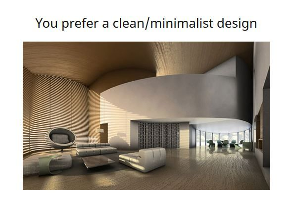 interior design trends quiz milimalist clean results lylia rose blog