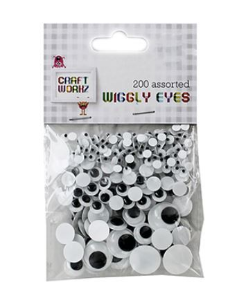 wiggly googly eyes craft ideas easy cheap the works kids easter holidays