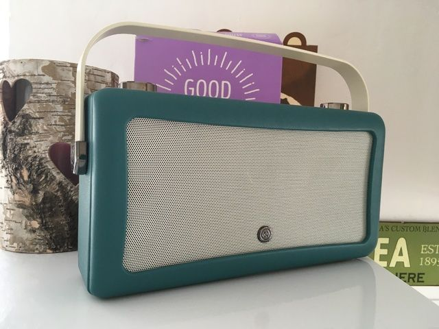 Teal VQ Hepburn Mk II DAB Radio Bluetooth Speaker Review