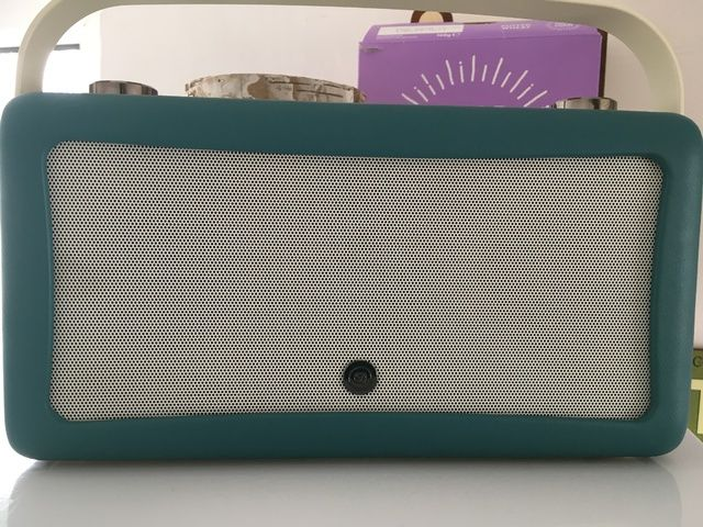 Teal VQ Hepburn Mk II DAB Radio Bluetooth Speaker Review Blogs
