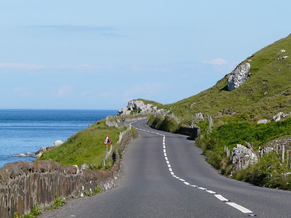 The best and most beautiful hidden drives in Ireland