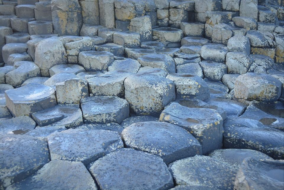 The best and most beautiful hidden drives in Ireland Giants Causeway
