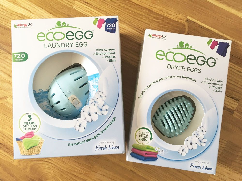 Ecoegg Review Save money and time on your laundry and be eco friendly