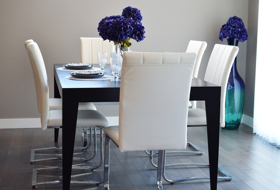 How to makeover and make the most of your dining room