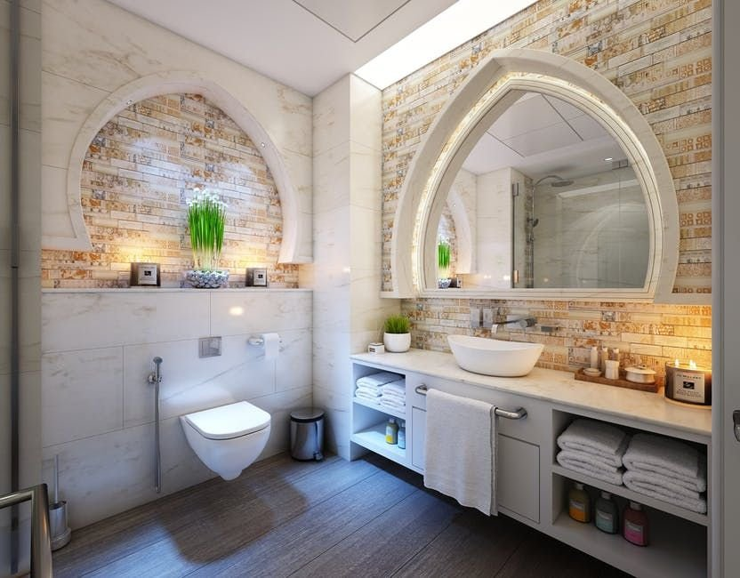 How to Design the Perfect Bathroom - Things to consider when planning a new