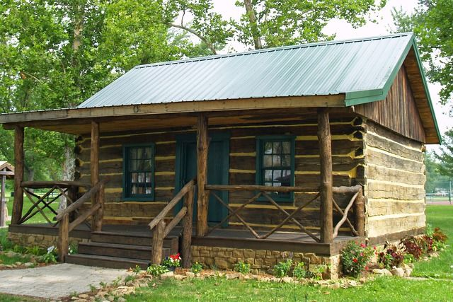better ways to use your garden log cabin
