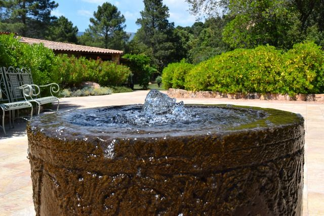 better ways to use your garden water feature