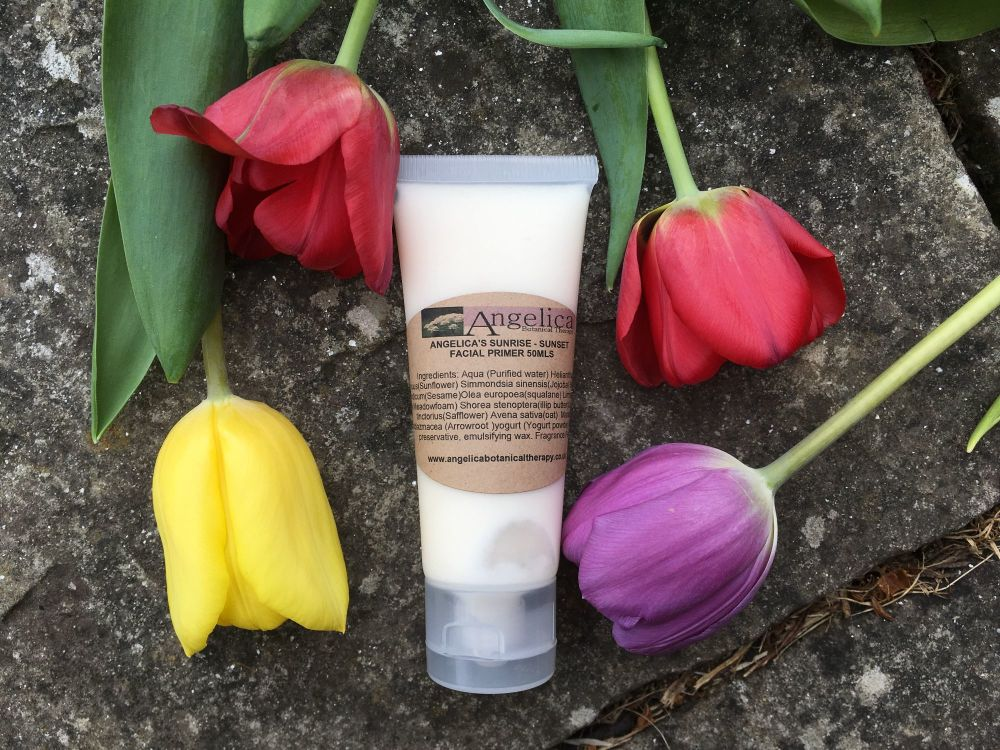 Angelicas Botanical Therapy Natural Beauty Review Sunrise-Sunset Facial Pri