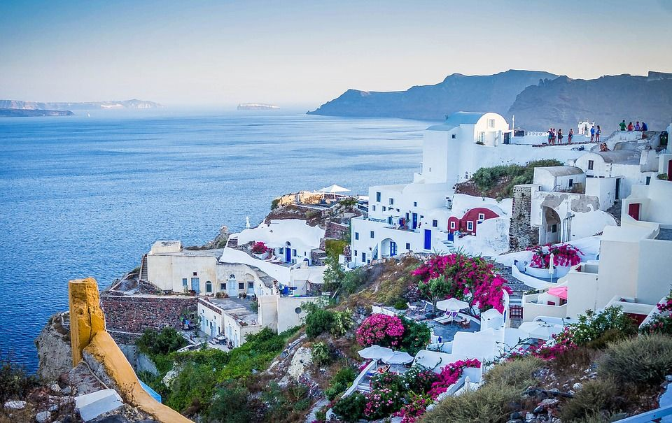 Travel Bucket List Greek Island Hopping Boats, turquoise seas, sunshine and