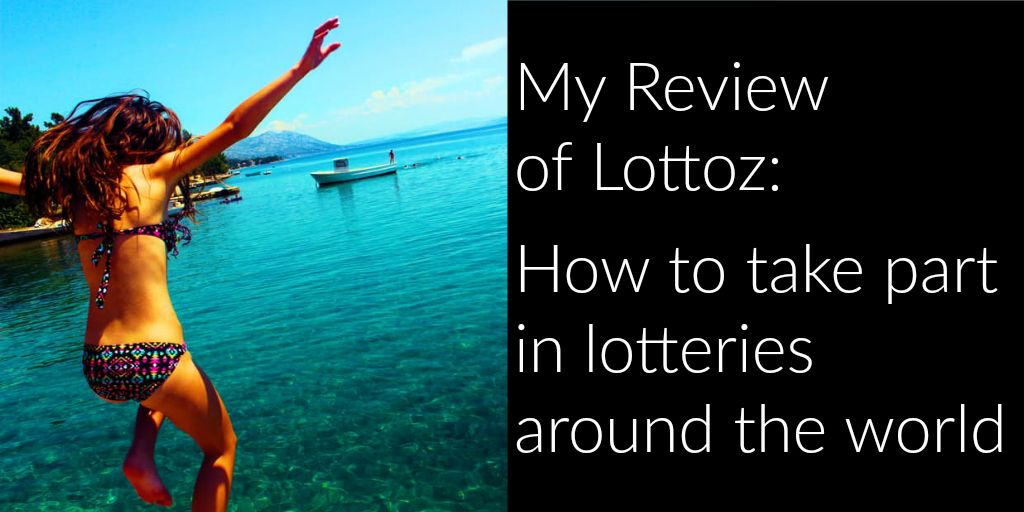My Review of Lottoz How to take part in lotteries around the world Twitter