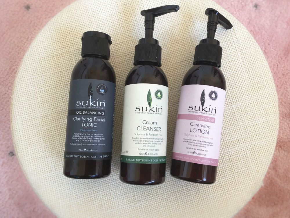 Natural Beauty Review Sukin – Australian Natural Skincare - Lylia Rose Blog