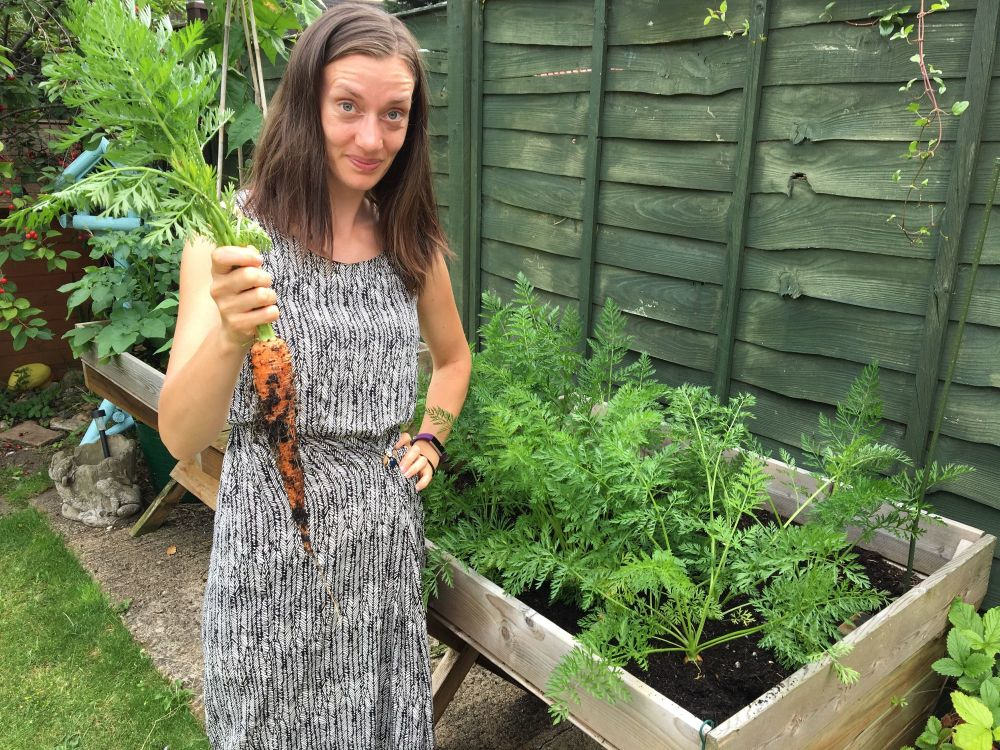 homegrown carrot love the sales new look dress blog review lylia rose fashi