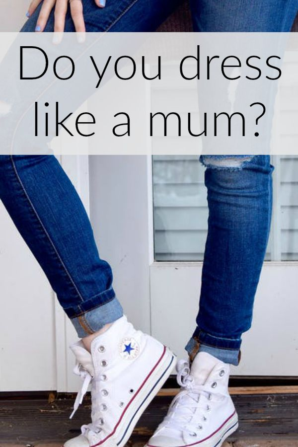 Do you dress like a mum How my style is changing now I'm in my 30s.