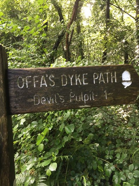 offas dyke path A Kid Free Weekend Hot tub glamping and zip wire fun at Che