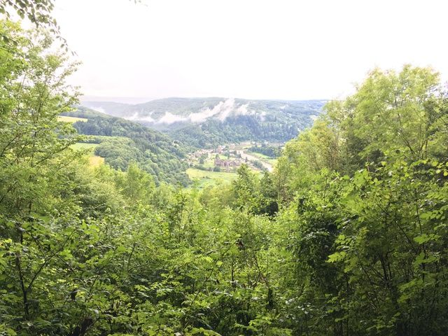 tintern abbey view A Kid Free Weekend Hot tub glamping and zip wire fun at