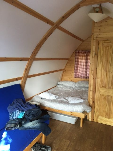 wooden wigwam A Kid Free Weekend Hot tub glamping and zip wire fun at Cheps