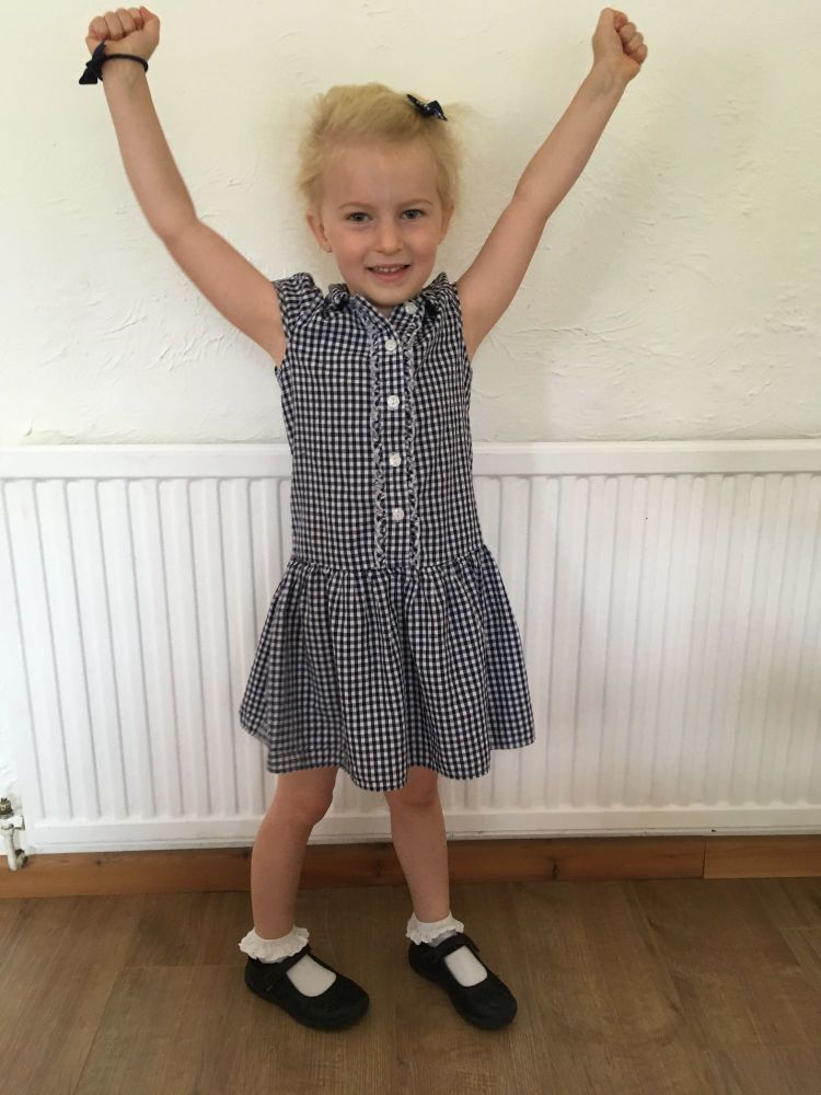 Last Day of School - Lylia Rose Monthly Family Roundup What we got up to in