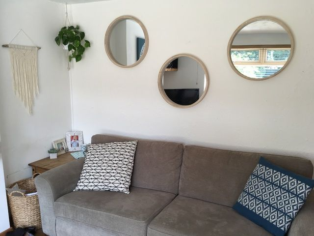 Round Mirrors The Range Interiors - Lylia Rose Monthly Family Roundup What