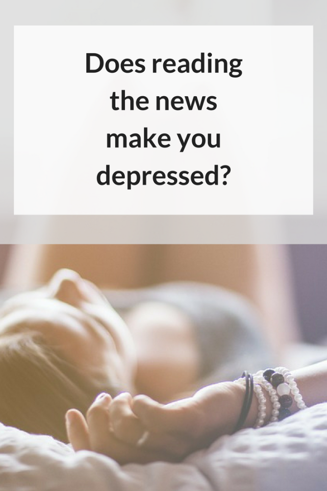Does reading the news make you depressed_