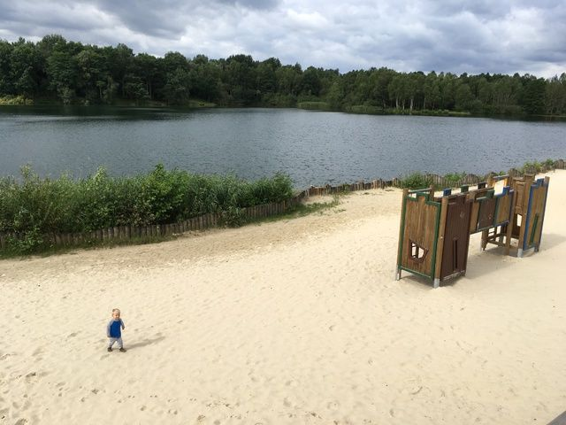 Fluggenhofsee munster germany swimming lake beach - Monthly Family Roundup