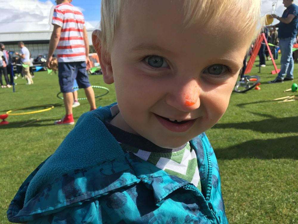 Superdry Fest - Candyfloss Nose - Monthly Family Roundup - What we got up t