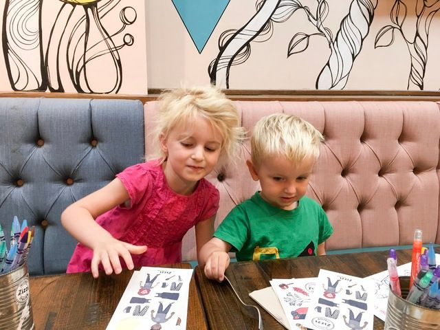 Zizzi Guildford - Monthly Family Roundup - What we got up to in August 2017