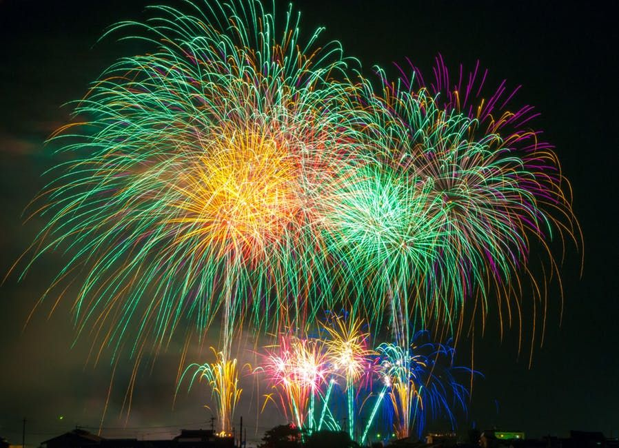 fireworks image pexels 8 Great Entertainment Ideas for your Next Party