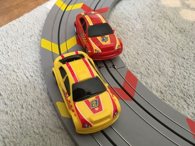 Christmas Comes Early My First Scalextric Review - Lylia Rose Blog Post 4