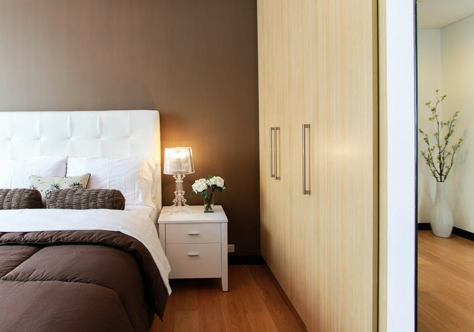 How to prepare your home for guests this Christmas #GetChristmassy bedroom