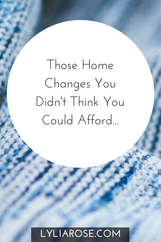 Those Home Changes You Didnt Think You Could Afford
