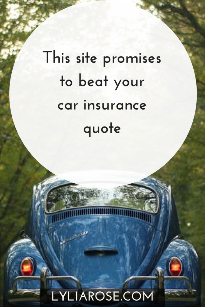 Mustard Car Insurance Comparison Promises to Beat Your Cheapest Online Quote