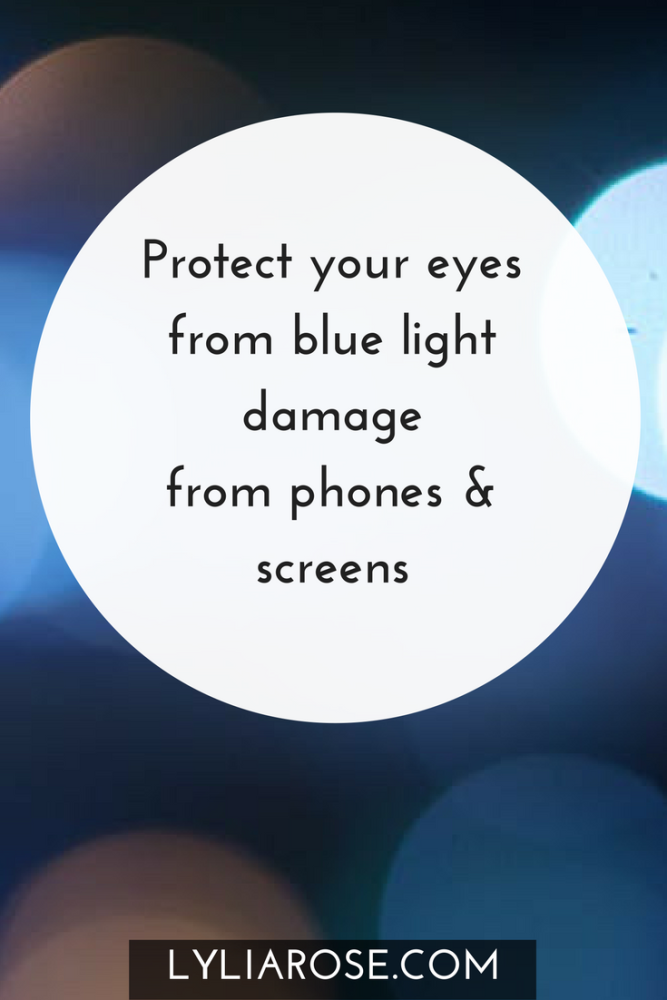 How to protect your eyes from blue light damage with Ocushield