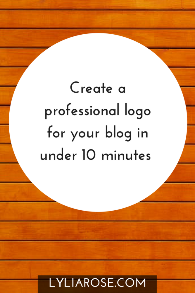Create a professional logo for your blog in under 10 minutes with Logojoy
