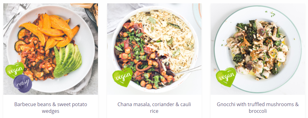 Healthy Eating Made Easy with Mindful Chef (and your £10 off discount code) Gluten free 30 minute dinners delivered to your door
