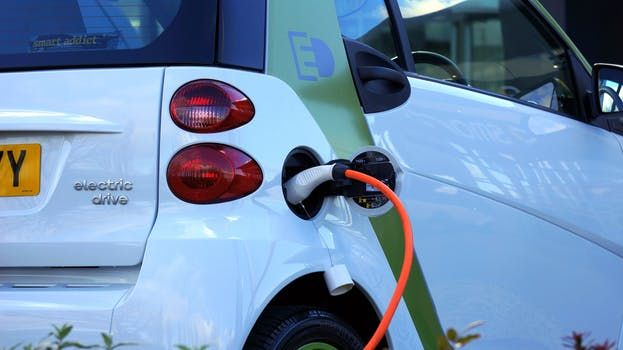 7 ways to live a more sustainable lifestyle electric car