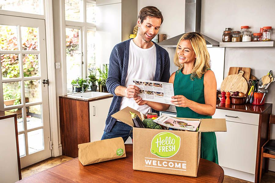 hello fresh giveaway lylia rose