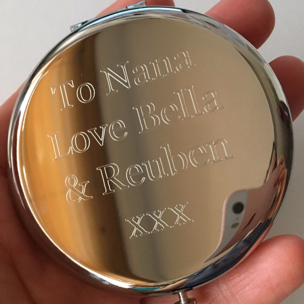 giftsonline4U engraved gifts for her compact mirror review