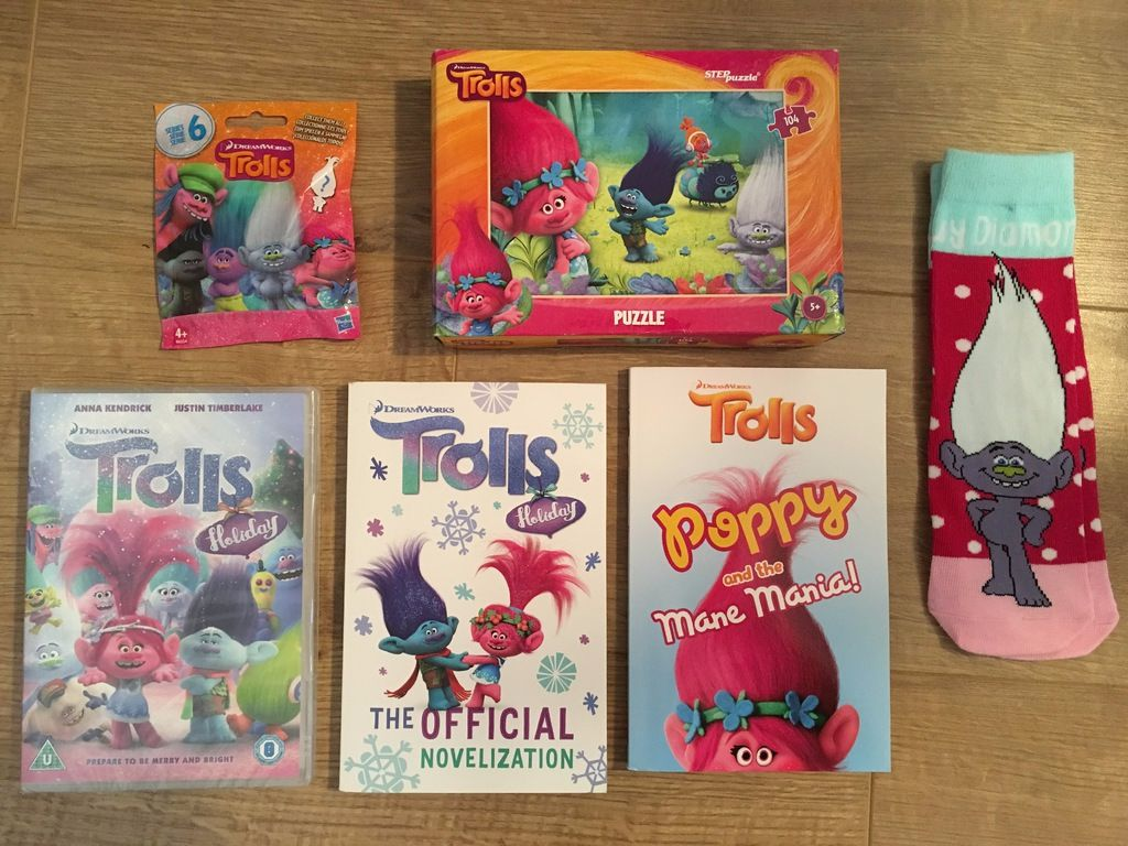 The Ultimate Trolls Lovers Christmas Gift Guide - Lylia Rose Blog Review 5
