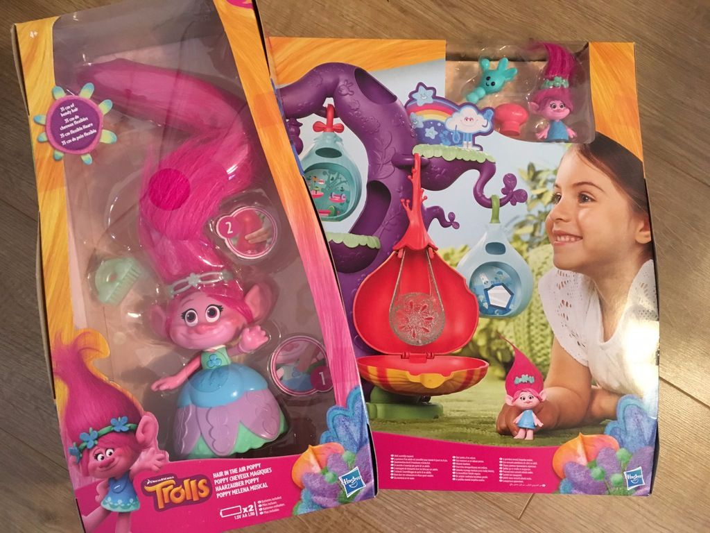 The Ultimate Trolls Lovers Christmas Gift Guide - Lylia Rose Blog Review 4