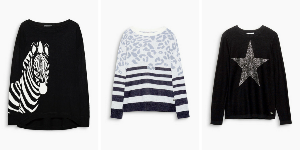Esprit - wrap up warm this winter - cosy chunky jumper wish list (1)