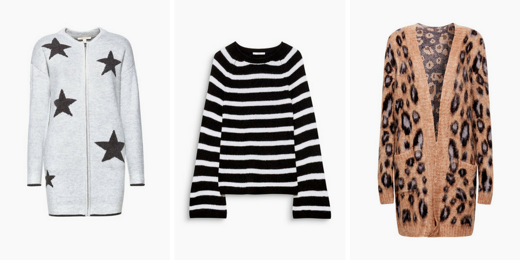 Esprit - wrap up warm this winter - cosy chunky jumper wish list