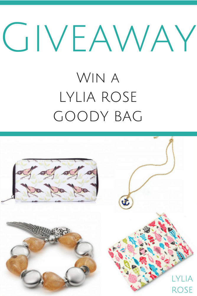 WIN A LYLIA ROSE GOODY BAG GIVEAWAY 240118